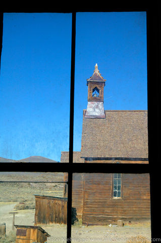 Bodie State Historic Park, California, Bodie