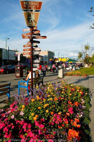 Anchorage, Alaska.