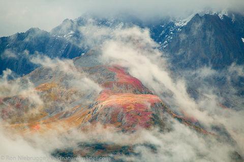 Mt Alice, Chugach National Forest, Alaska.