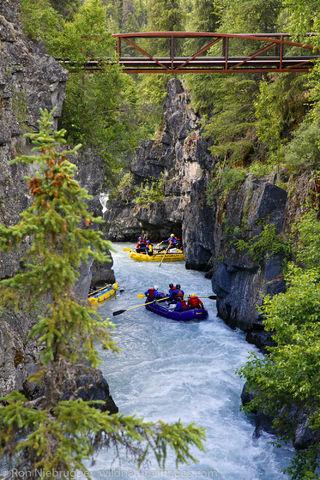 Rafting, Six Mile Creek
