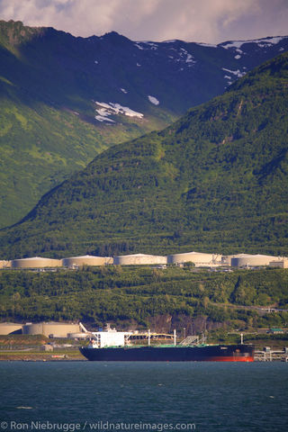 Valdez Tank Farm