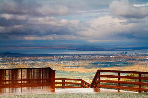 Glen Alps Viewpoint