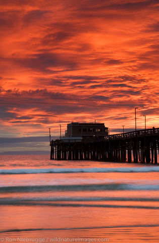 Orange County, California, Newport Pier, Newport Beach