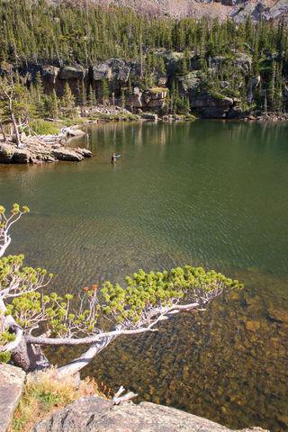 Loch Vale, Rocky Mountain National Park