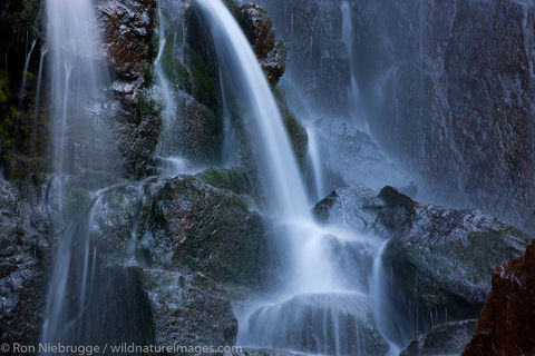 Timberline Falls, Rocky Mountain National Park
