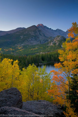 Rocky Mountain National Park, Colorado, photos