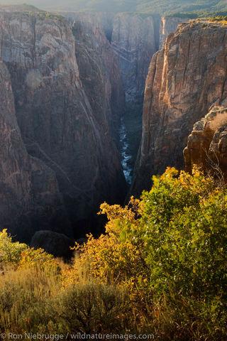 Black Canyon of Gunnison National Park, Colorado., photos