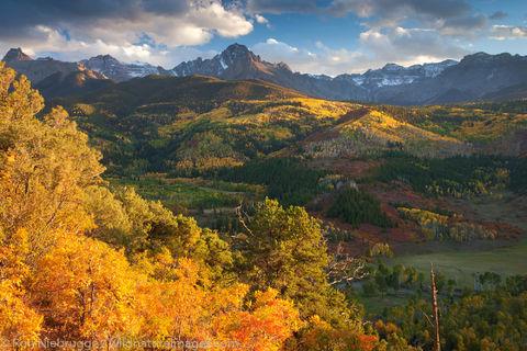 Sneffels Range, Colorado