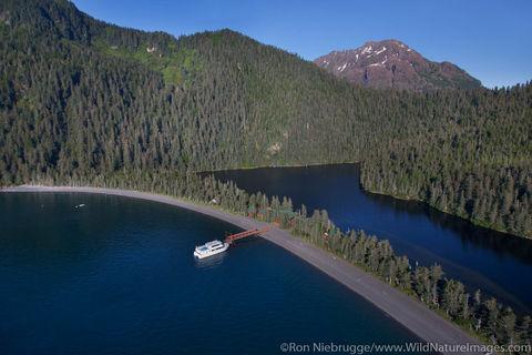 Kenai Fjords Tour Boat