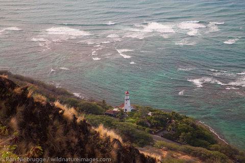 Diamond Head , Honolulu, Hawaii