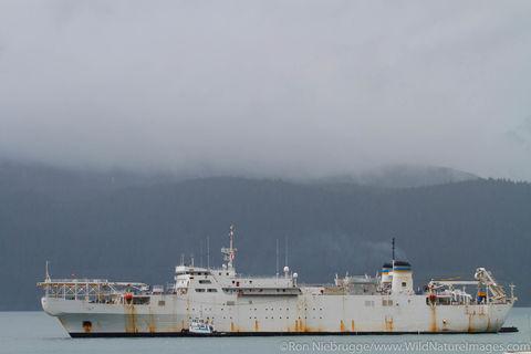 US Naval Ship Zeus