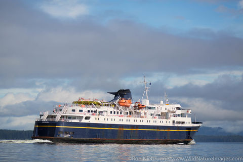 Alaska State Ferry Matanuska