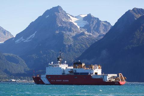 Coast Guard Cutter Healy
