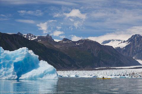 Icebergs, Kenai Fjords National Park