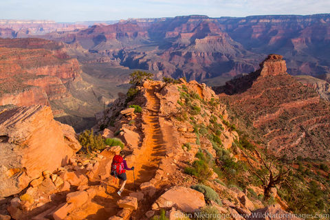 Backpacker South Kaibab Trail