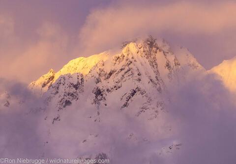 Snowy Mountians