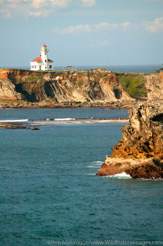 Cape Arago Light House