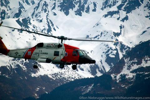 USCG Helicopter
