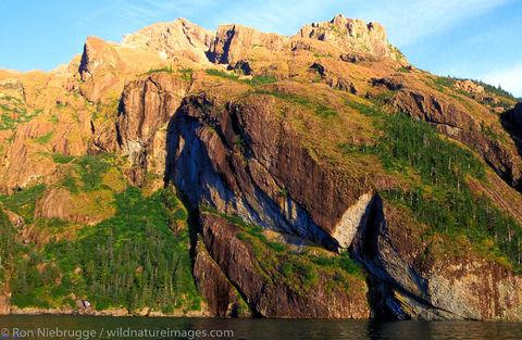 AK, Ak., Alaska, America, American, Americas, Chugach, Chugach National Forest, National, Niebrugge, North, North American, Ocean...