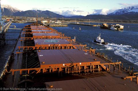 Coal Ship Hyundai