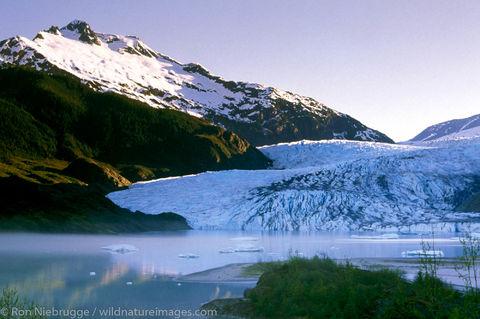 Mendenhall Glacier/Lake