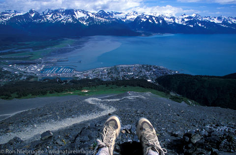 Mt. Marathon Feet
