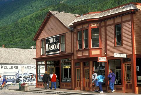 AK, Alaska, America, American, Niebrugge, North, North American, Ron Niebrugge, Skagway, The Mascot Salon, U.S., United States...