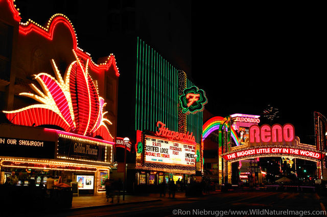 Reno, Nevada, photos