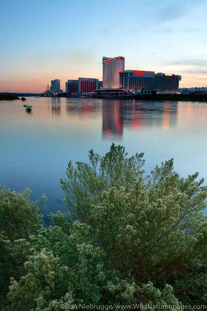 Casinos along the Colorado River