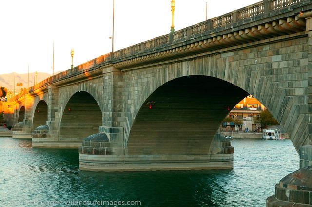 London Bridge, Lake Havasu