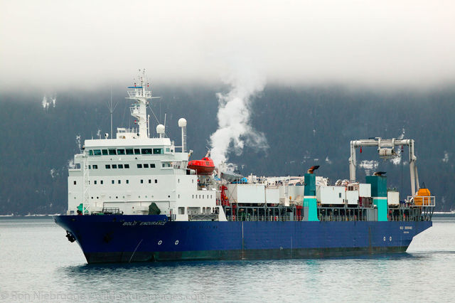 Fiber Optic Ship