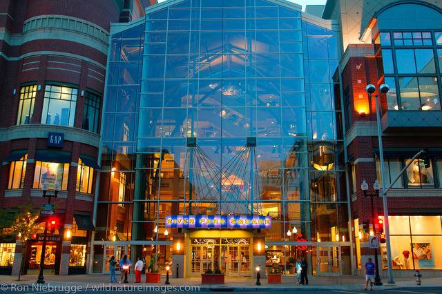 River Park Square mall