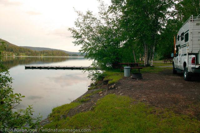 McLeese Lake,  British Columbia