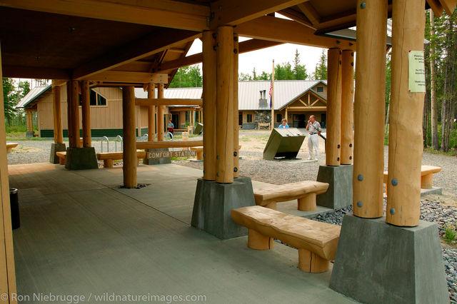 Wrangell Saint Elias Visitor Center