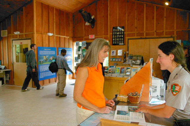 Exit Glacier Visitor Center