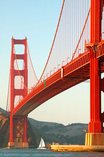 San Francisco, California, Golden Gate Bridge