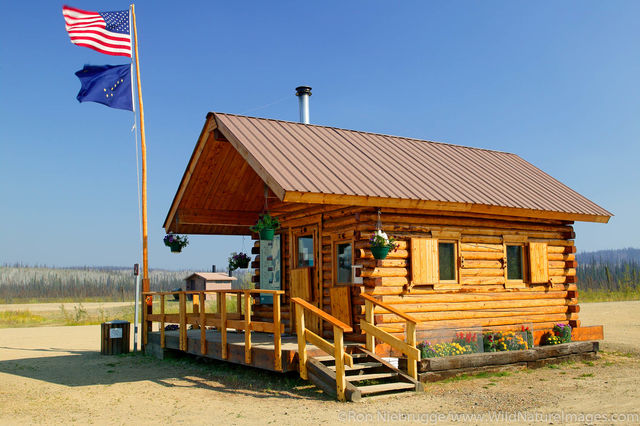 Yukon River Visitor Center