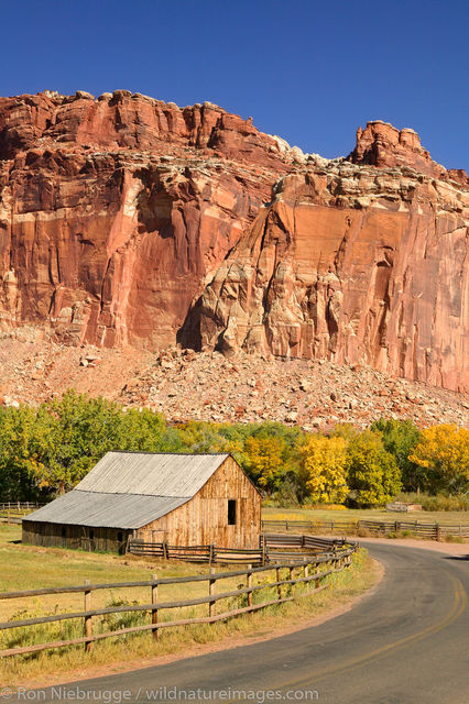 Historic barn in Fruita