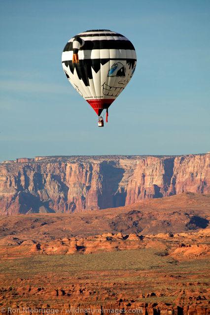 Ballon Regatta, Page, Arizona