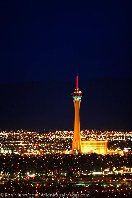 The Stratosphere Las Vegas Hotel Casino