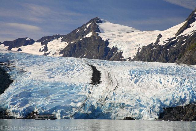 Chugach National Forest, Alaska Chugach, Portage Glacier