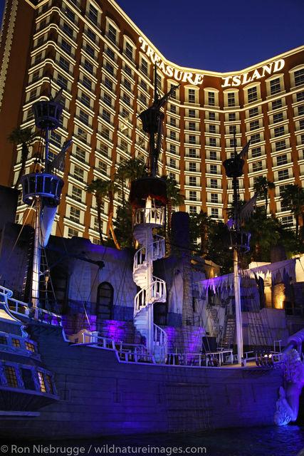 Treasure Island Hotel and Casino