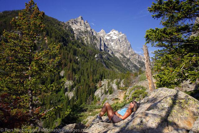 Cascade Canyon Trail