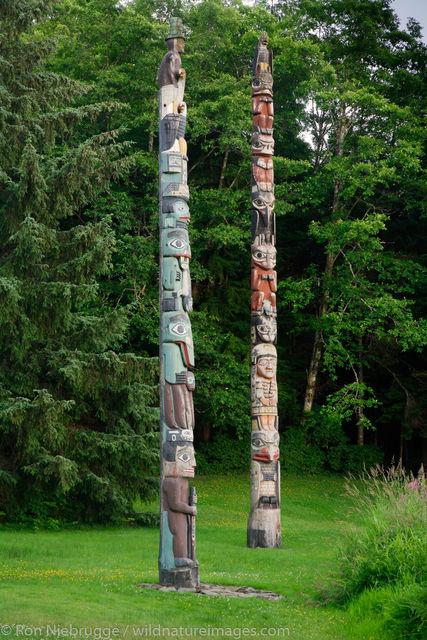 Totem Bight State Historical Park