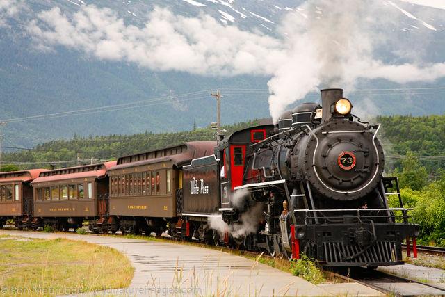 White Pass Yukon Railroad