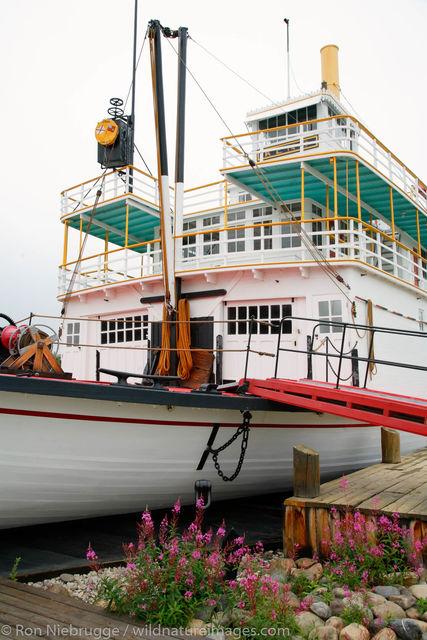 SS Keno riverboat