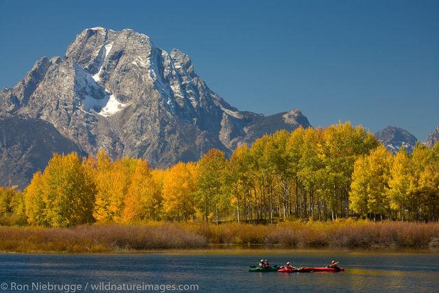Mount Moran, Grand Teton National Park