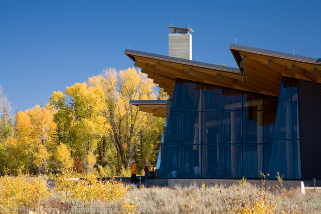 Visitor Center, Grand Teton National Park