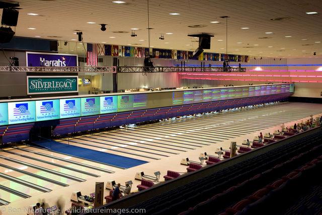 Reno National Bowling Stadium