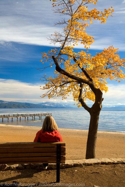 Kings Beach, Lake Tahoe, California